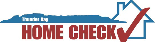 Thunder Bay Home Check Inc. Logo